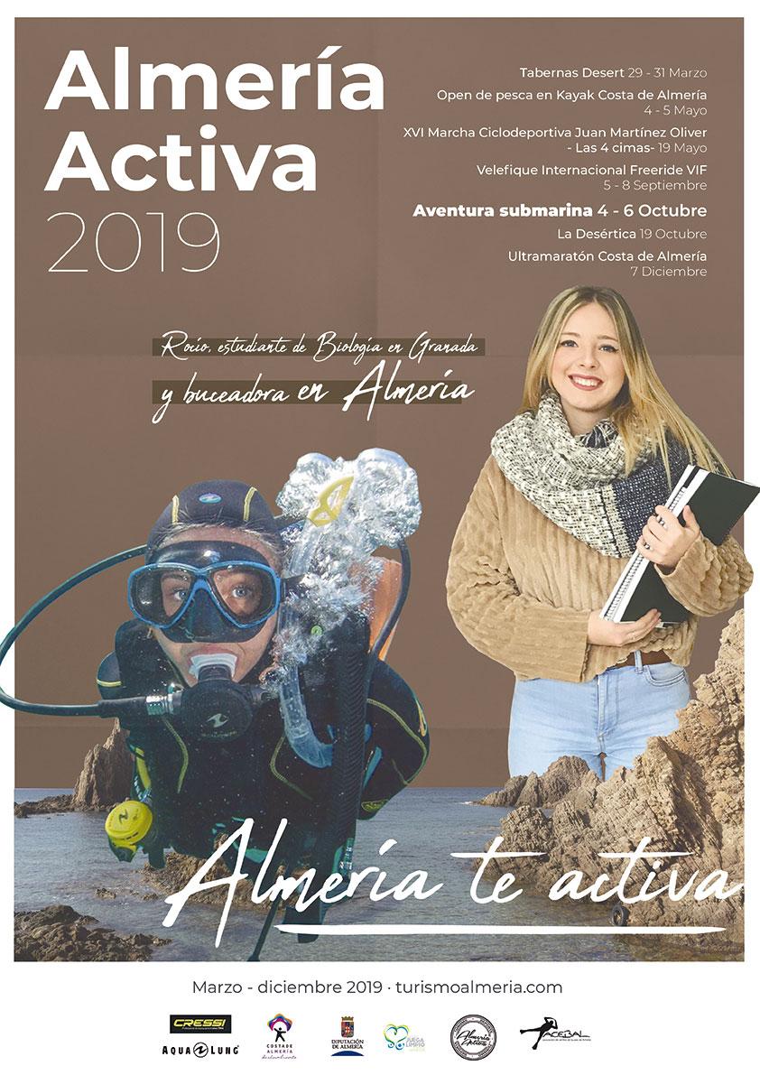 Buceo Almería Activa 2019